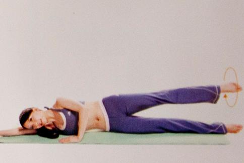 打击屁屁脂肪 瑜珈4式瘦臀缩腹 | 身体雕塑 | 运动