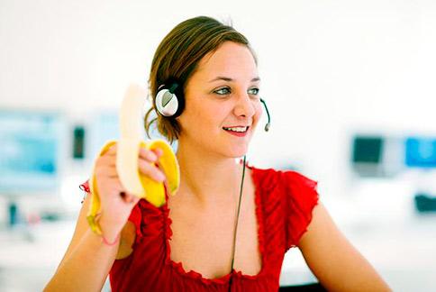 吃香蕉對健康與減重兩者好處多多。(圖片/取材自livestrong網站)