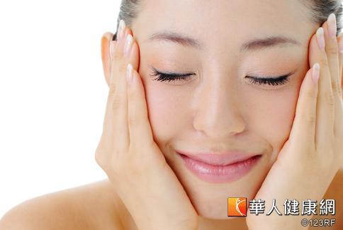 臉部的循環代謝良好,才能幫助消水腫、雕塑出美麗的臉部線條。