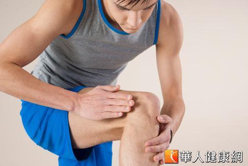 關節炎痛起來令患者無法行走。