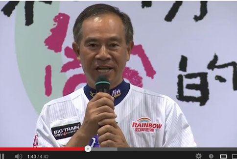 棒球魔術師徐生明,驚傳心肌梗塞過世,得年55歲。(圖片/取材自youtube)