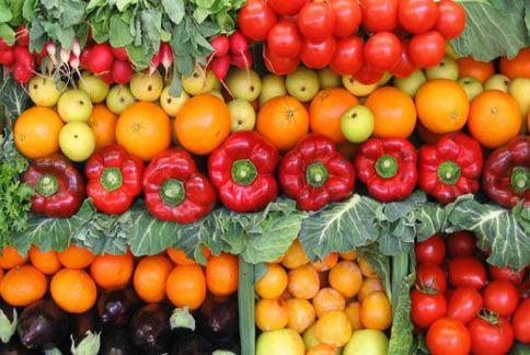 研究發現,女性飲食中多攝取橘黃色食物,有助於預防膀胱癌的發生。(圖片/取材自美國《福斯新聞》)