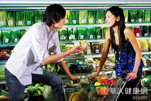 蔬果含有豐富纖維素,少脂肪及蛋白質,深受減重族群所喜愛。