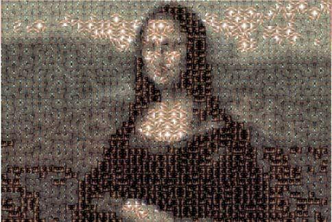 「姐妹們齊力拚.蒙娜麗莎的微笑」活動預計募集1000張照片,拼湊成「蒙娜麗莎的微笑」牆。(圖片提供/乳癌病友協會)