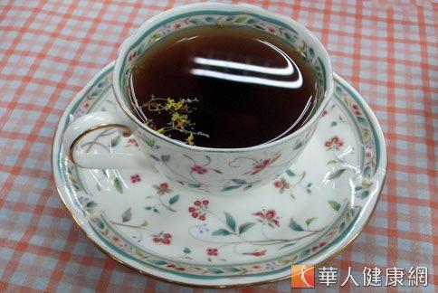 桂花酸梅湯(攝影/黃子倫)