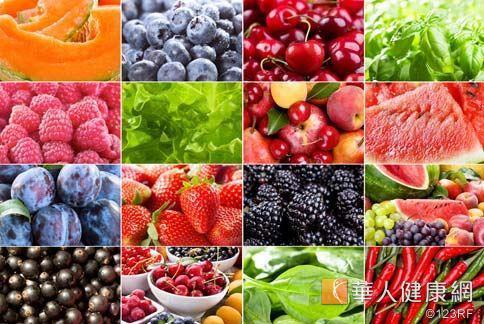 蔬果可以補充人體所需的營養,但痰濕體質的人脾胃運化功能失調,不適合吃寒、酸性的食物。