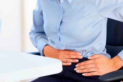 醫師指出,女性比男性更容易腹脹。