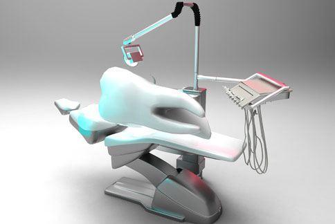 蛀牙深及牙髓、牙齒斷裂或有牙根吸收現象的人,都可能是根管治療的對象。