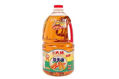 大統生產的15款花生風味調理油根本不含花生。(圖片/取材自網路)