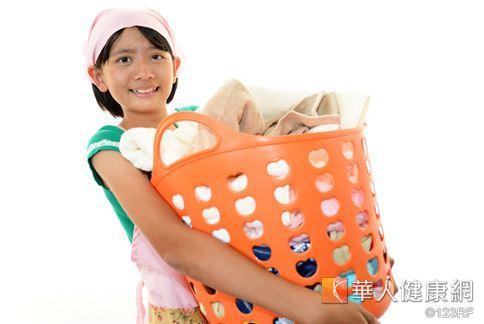 根據波仕特線上調查發現,全台有5成民眾曾有因皂垢而衣服洗不乾淨的困擾。
