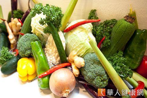 花椰菜、甘藍菜、洋蔥等蔬菜都有助於增強身體排毒功能。(圖片/華人健康網)
