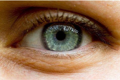 雌激素對於眼睛甚至身體各部位的機能運作都有影響。(圖片/取材自英國《電訊報》)