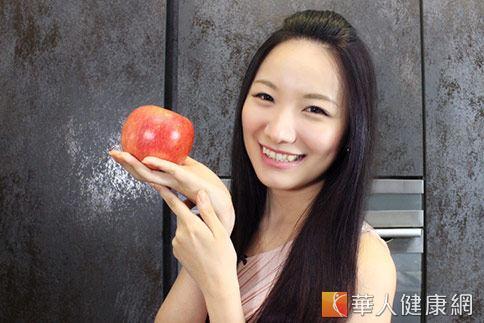 生理期不要瘦黃肌,調理自己成蘋果肌。(攝影/賴羿舟)