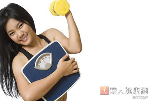 減重除了飲食控制,也別忘了規律不間斷的運動,才能保持身體的基礎代謝率。
