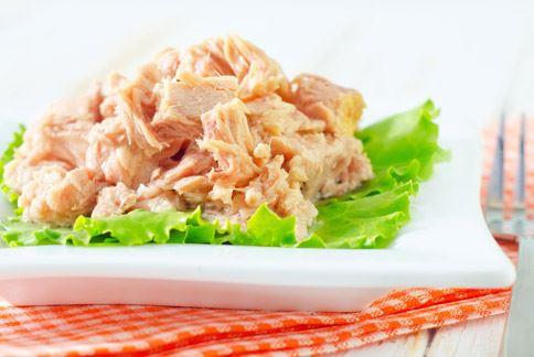 鮪魚有多種營養,包括蛋白質。(圖片/取材自美國《赫芬頓郵報》)