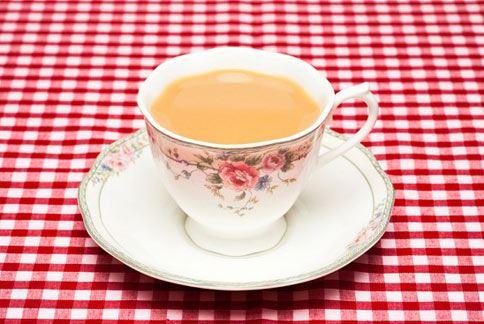 英國著名的伯爵茶,其中的佛手柑成份研究發現有助於降低壞膽固醇。(圖片/取材自英國《電訊報》)