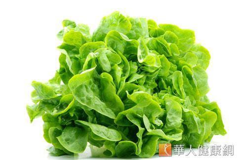 蔬菜含有豐富的鎂和維生素B群,能穩定神經系統,緩解經前不適和疼痛。