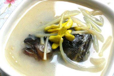 魚頭豆芽湯不僅美味更滋補。(圖片/39健康網提供)