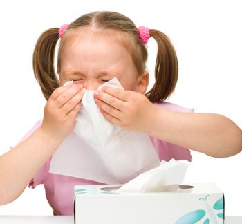 中医可缓解儿童感冒症状