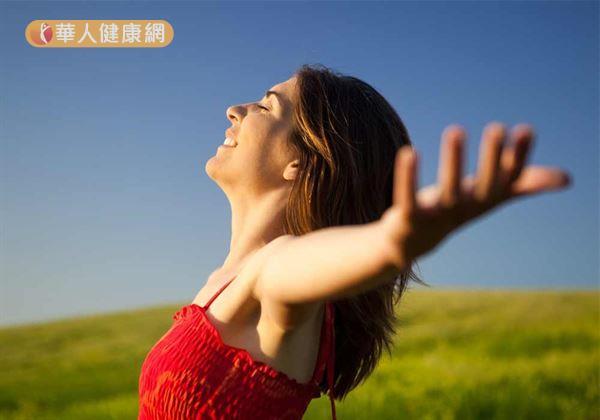 保持心情愉悅,學習放鬆情緒,是遠離甲狀腺機能亢進的不二法則。