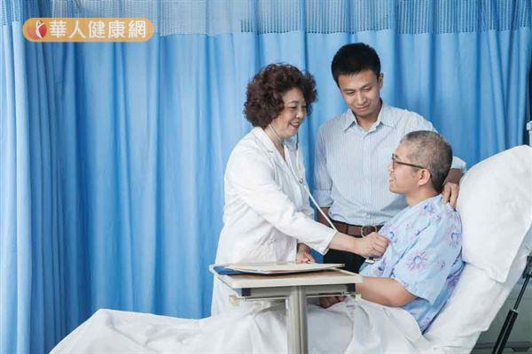 心臟病的源頭管理就是三高控制,重視個人健康管理很重要。