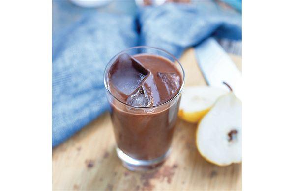 可可梨子汁(圖片提供/出色文化)