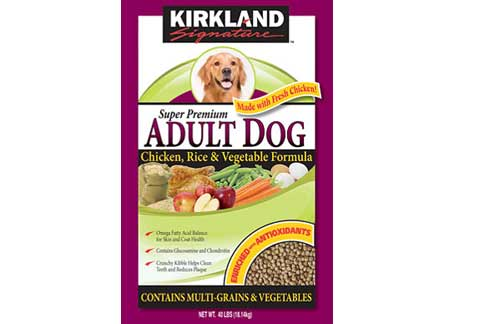 好市多自有品牌Kirkland Signature之貓狗乾糧,疑似遭沙門氏菌感染,業者宣布回收。(圖片/取材自網路)