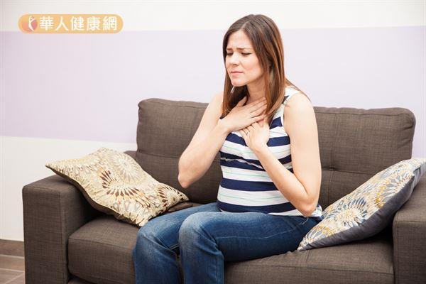 在中醫觀點中,胃食道逆流與「肝、脾、胃」三個臟腑最為相關。