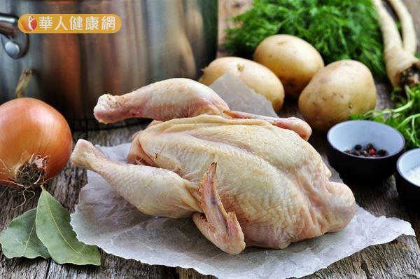 無論是哪一品種和性別的雞,本質上都有養肝的效用。