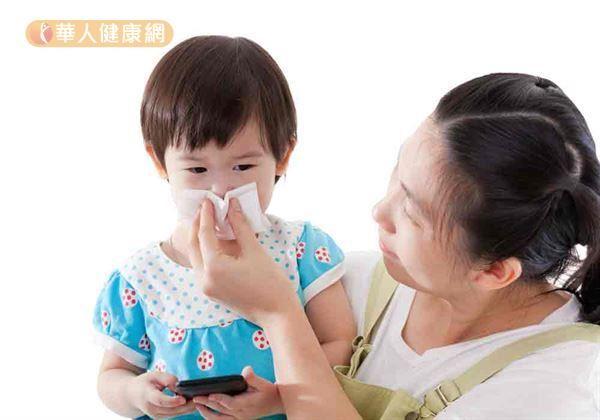 鼻過敏在台灣盛行率約26.3%,兒童青少年的盛行率更高達到37.8%。