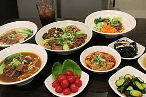 神仙川味牛肉麵店家獲得紅燒與清燉優良店家。(圖片/取材自yes123官網)